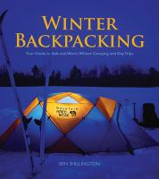 Winter Backpacking on tpl.ca