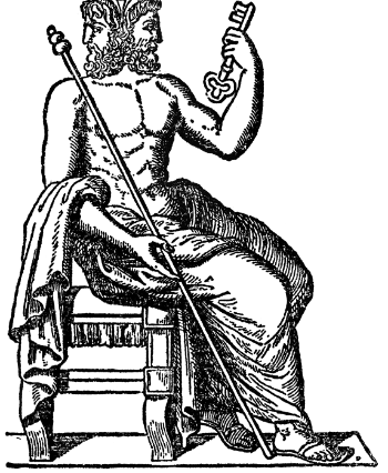 Definition of Janus from Encyclopedia Mythica