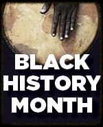 Black History Month Programs at TPL