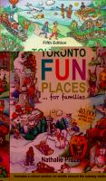Toronto fun places-- for families by Natalie  Prézeau