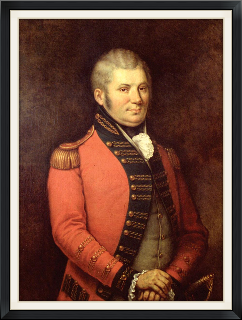 John Graves Simcoe on Ministry of Government and Consumer Services