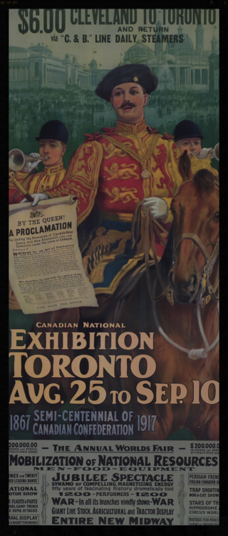 More Pinterest CNE Images from The Toronto Public Library