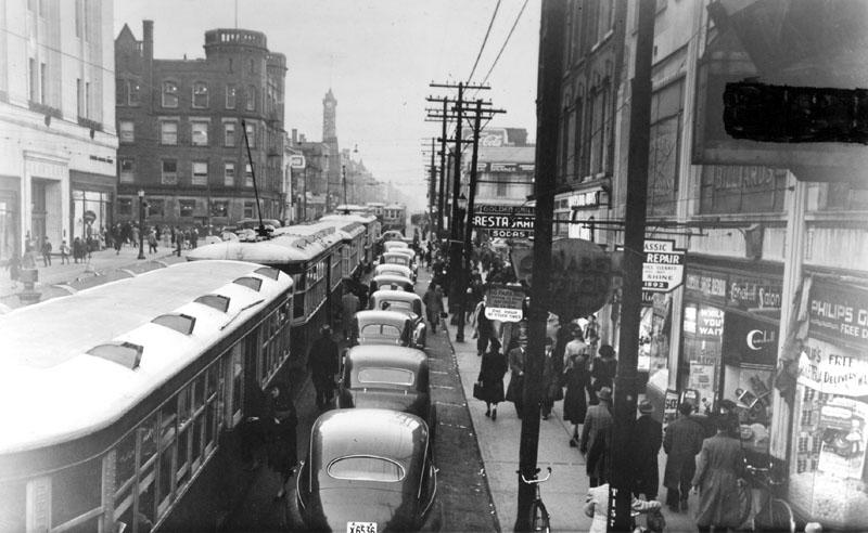 Toronto.ca:  Canada's First Subway.  Why a Subway?