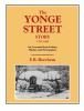 The Yonge Street story: an account of letters, diaries, and newspapers, 1793-1860 by F. R. Berchem