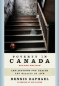 Poverty in Canada: implications for health and quality of life