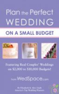 Plan the perfect wedding on a small budget by Elizabeth Lluch