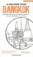 Bangkok: a walking tour
