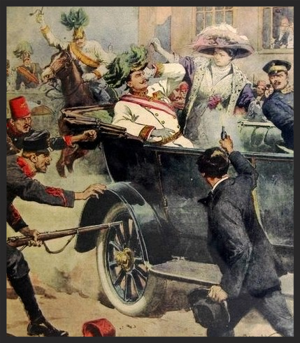 First World War centenary: the assassination of Franz Ferdinand, as it happened written by Richard Preston 8:19PM BST 27 Jun 2014