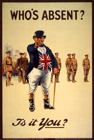 Other World War One posters available at ww1propaganda.com