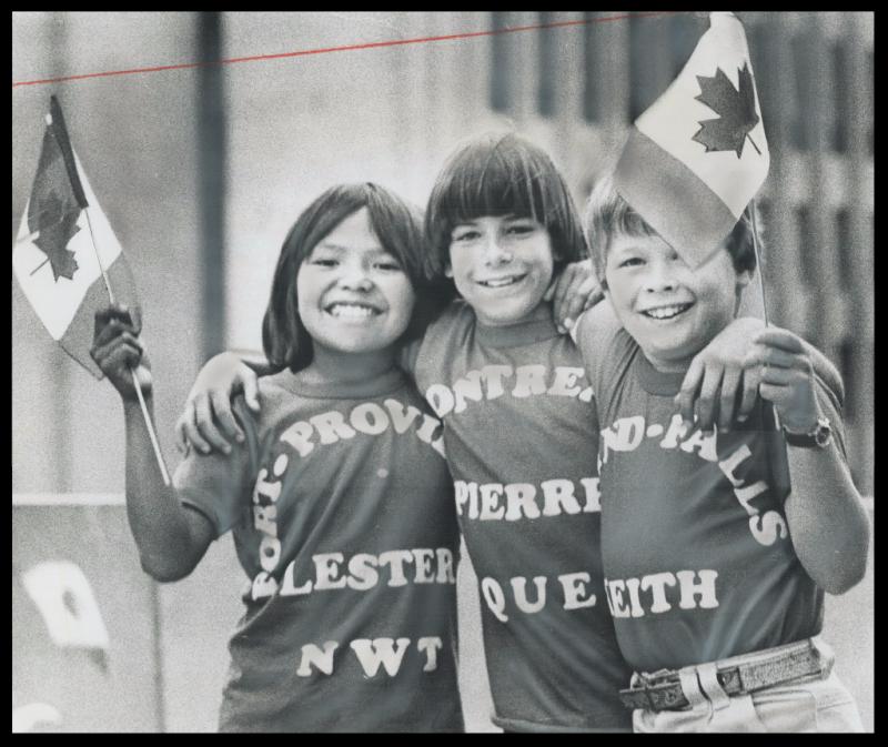 Canada's Centennial Babies Celebrate